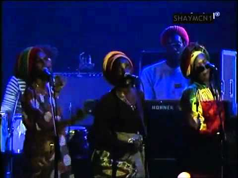 Bob Marley & The Wailers - No Woman, No Cry ( Live Germany 1980)