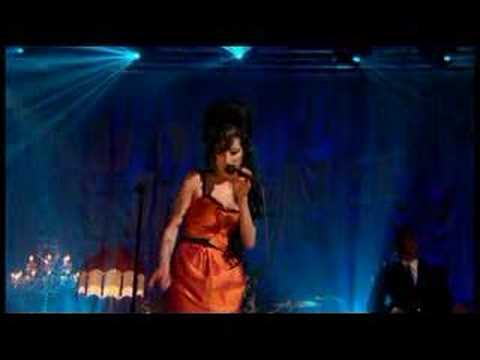 Amy Winehouse - Back to Black (BBC One Sessions)