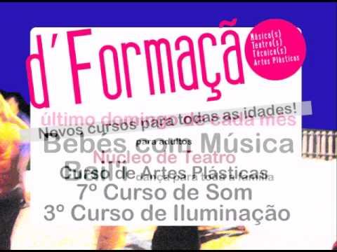 d'Formação 2012 - 2013