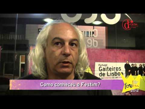 Entrevistas público | Festim 2012