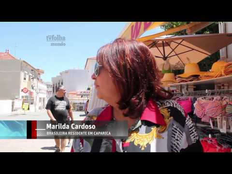 Brasileiros fogem da crise em Portugal e pioram a economia