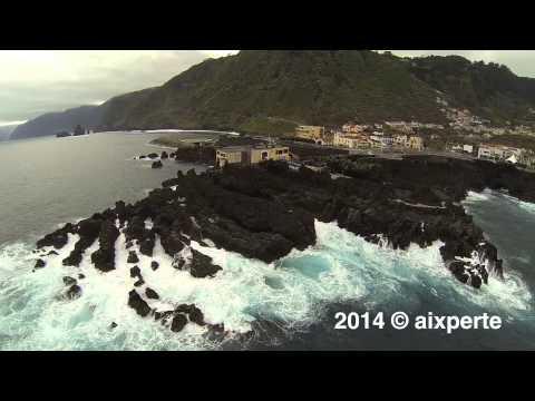 Porto Moniz - Filmagens Aéreas