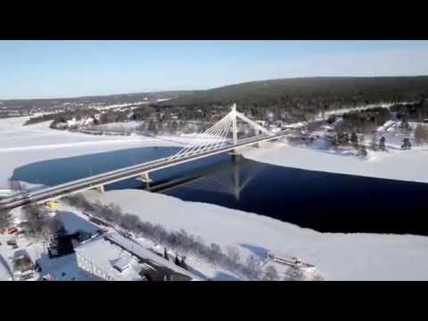 Inverno de Rovaniemi