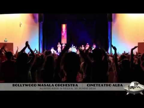 Bollywood Masala Orchestra (Índia) @ Festim | 20 JUN 2014