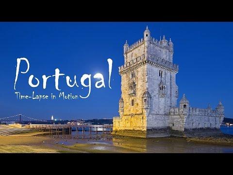 Portugal Timelapse/Hyperlapse (Lisbon & Sesimbra)