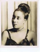 Mabel Scott,  Blues and Gospel Singer