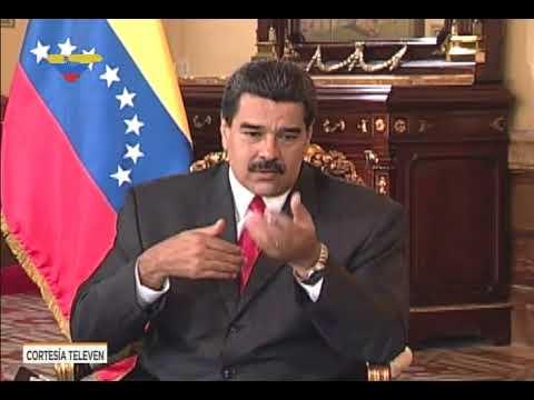 Presidente Nicolás Maduro en José Vicente Hoy, 20 agosto 2017