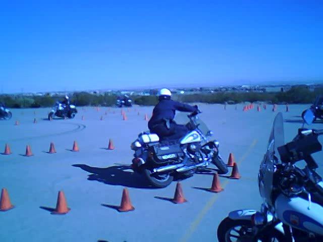 motor training keyhole standing