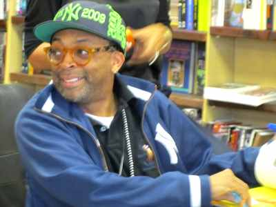 Spike Lee @ Eso Won / May 3rd.