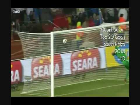 Top 20 Goals World Cup South Africa 2010(The Best)HD!*