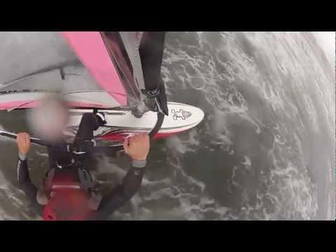 Nahant --- Waves + Windsurfing