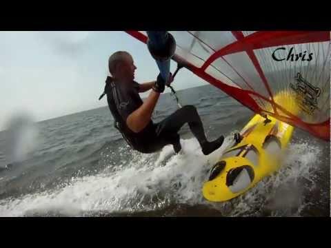 Windsurfing, Splish, Splash and Wipe Outs Slide Show