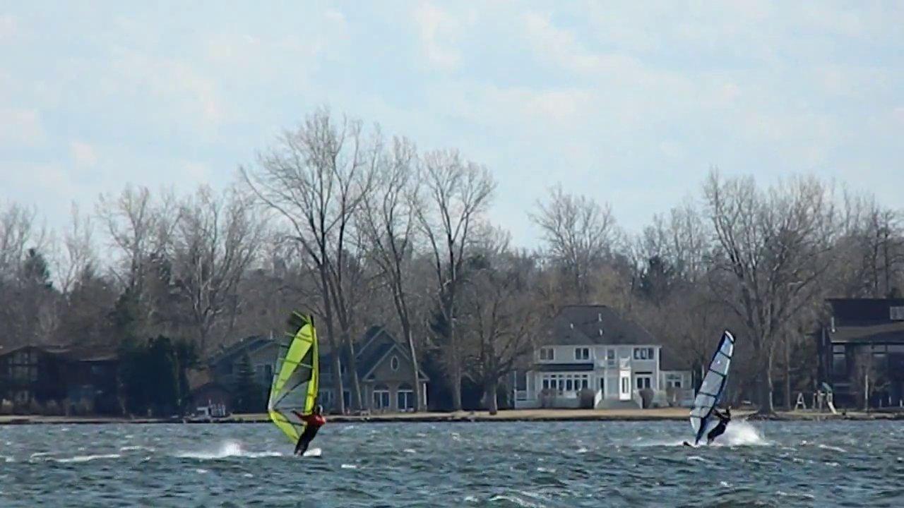 Early Spring Lake Lansing