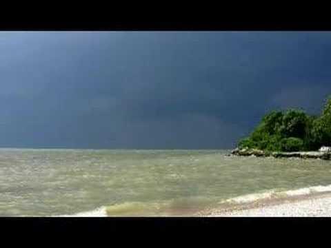 Lake Erie Red Sky Trailer