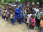 DangerMan in Haiti