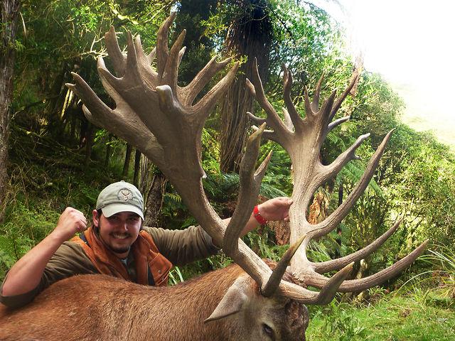 Connor Quintanilla - Wanganui Safaris