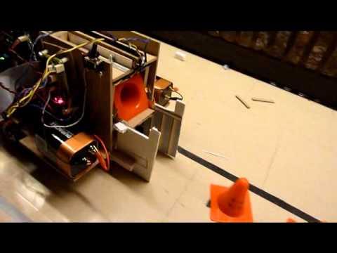 AER201 Autonomous Cone Deployer