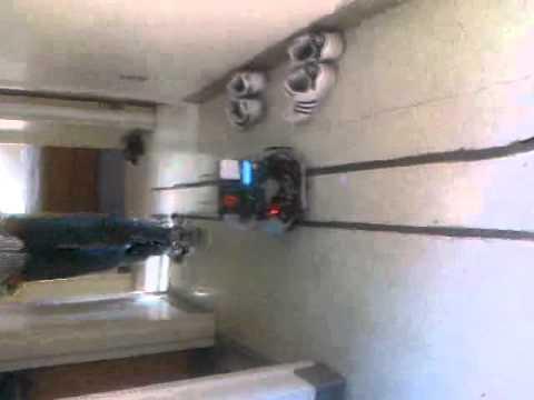 Robot line tracking 2 - AER201
