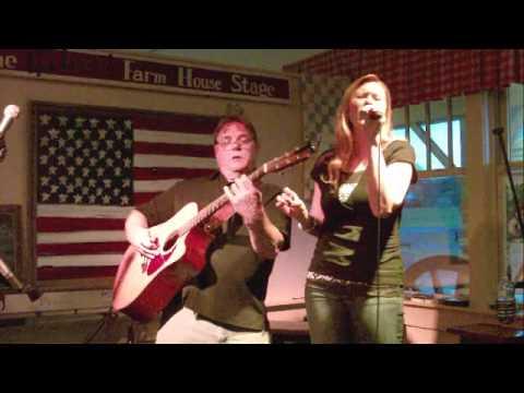 Kimberly Jensen playing the Fontanel