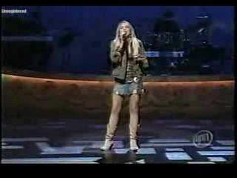 Kellie Lynne At The Apollo