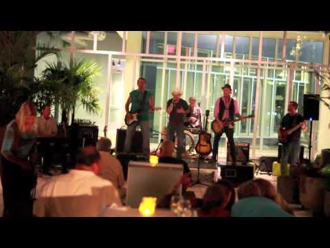 J.Collins Concert in the Courtyard Aloft Hotel Jax Fl,