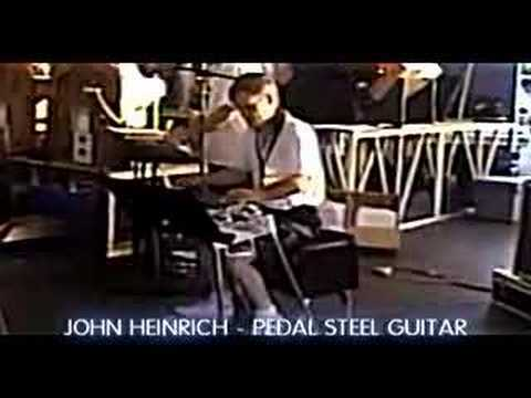 Pedal Steel Guitar solo on SAN ANTONIO ROSE