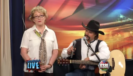 Bryan Tribble   KSBI   OK52 and You!   Oklahoma City   Musical Guests'' TOTALY BLANK '''