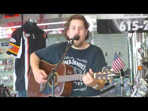 """Joel Shewmake singing another drinking song """"Drown Your Memory"""""""