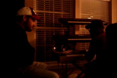 David and Roger Studio5 Nov.8, 2012