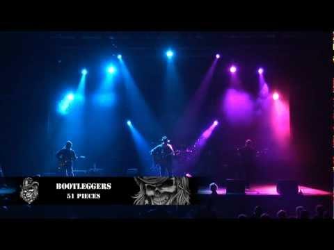Bootleggers - 51 pieces - Live