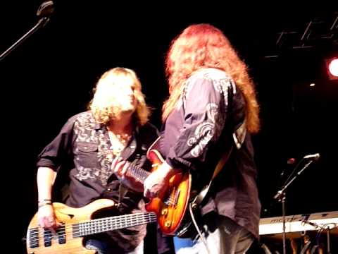 """Flynnville Train - """"High on the Mountain"""" (LIVE)"""