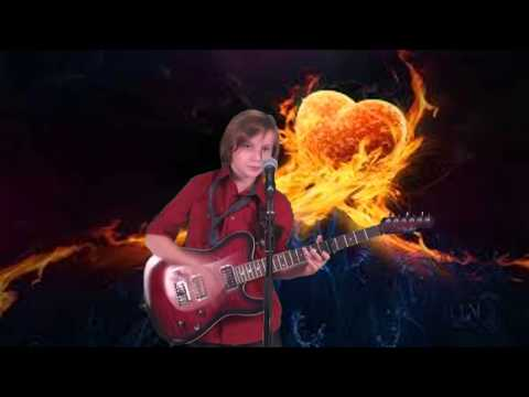"""Keith Urban """"Once In A Lifetime"""" cover by10 year old Beamer"""