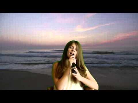 Karoline sings Imagine, Cover song by John Lennon