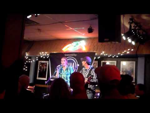 """The Snares performing their """"Lonely Road"""" at the famed Bluebird Cafe in Nashville"""