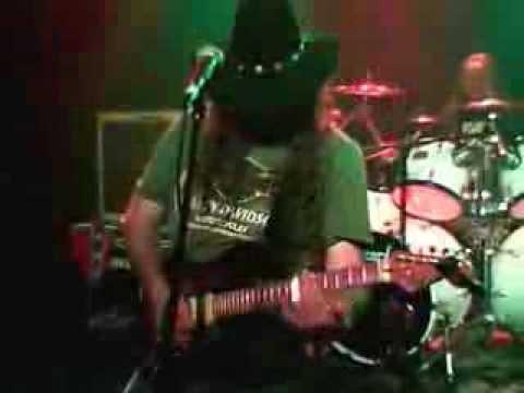 Scott Wood Band plays Just Got Paid at Garage Mahal -12/7/13