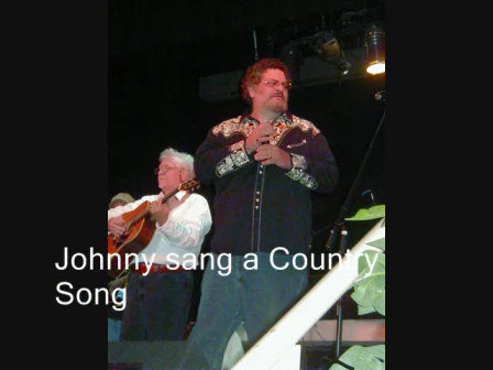Johnny Sang a Country Song
