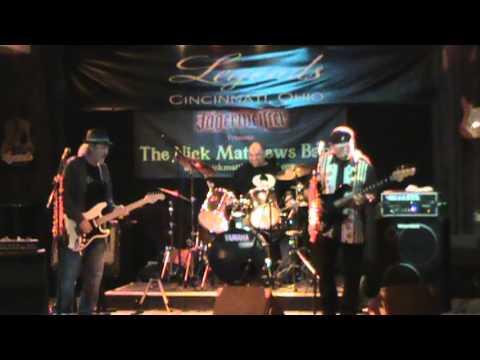 Nick Matthews Band - Tore Down