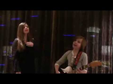Say Something Cover Song-A Great Big World, by Karoline and Beamer