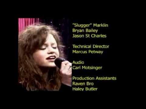 Mackenzie Morgan on Nashville Spotlight T.V. Show