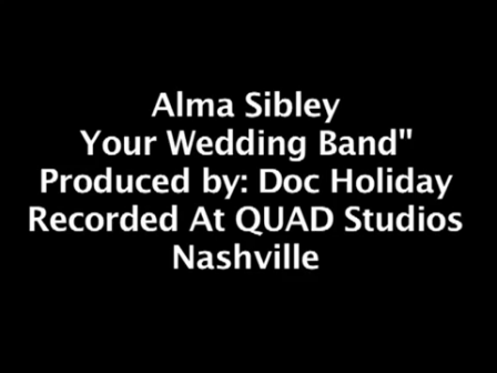 YOUR WEDDING BAND