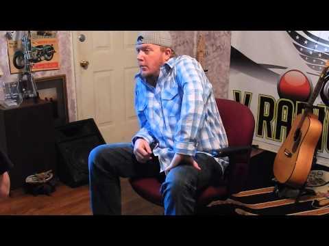 Chris Ahlman Live Interview at VRadio Nashville