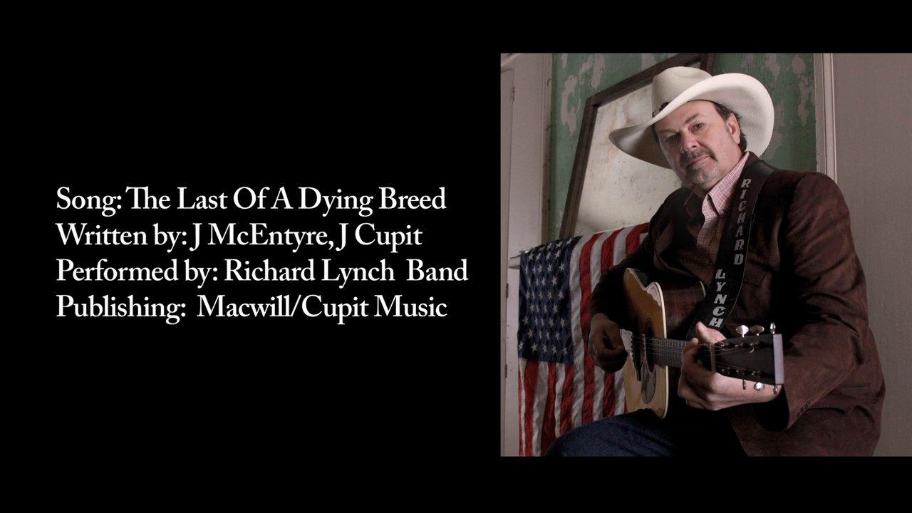 Richard Lynch Last Of A Dying Breed