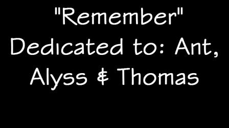 Remember- Movie