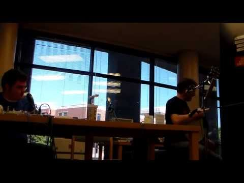 Matthew Snare LIVE The Justin Reed Show 88.3 FM