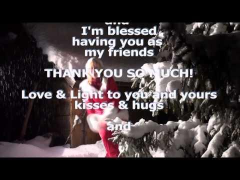 A MERRY CHRISTMAS EVEYBODY - Sharine O'Neill