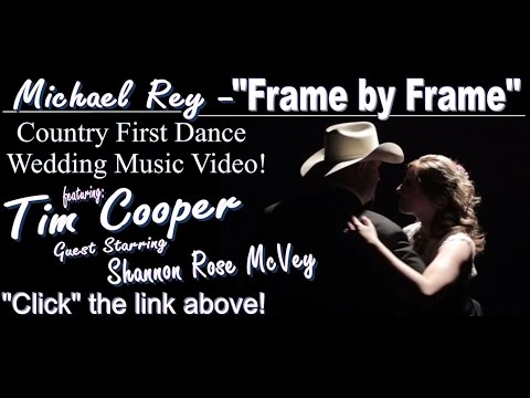 Best Father/Daughter First Dance Country Wedding song - Frame by Frame
