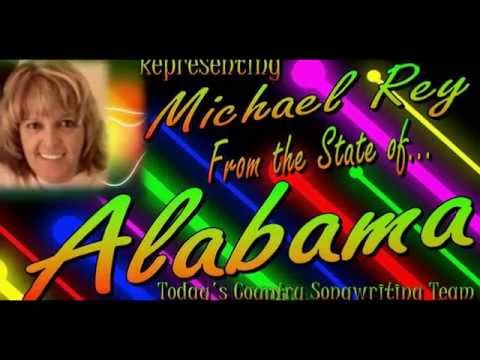 Michael Rey - Country Songwriter - Alabama Support