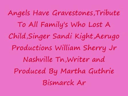 Angels Have Gravestones