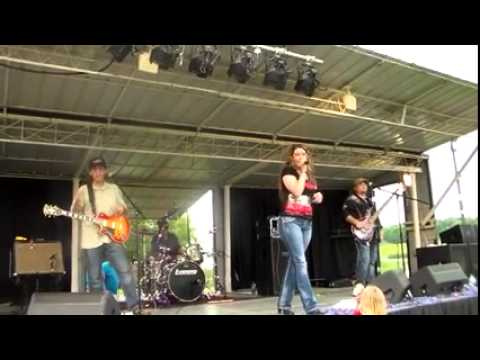 MAMMA's BROKEN HEART performed by Mocking Bird Hill at the Bluegill Music Fest