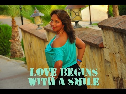 Love Begins With A Smile - Artist/Singer: Victoria Eman